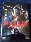 SOCIETY UNCUT DVD HARTBOX COVER : B NEU / OVP