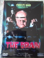 THE BRAIN UNCUT DVD HARTBOX  NEU / OVP