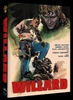 ** WILLARD ** Anolis - Mediabook-Blu-Ray-Cover:B - NEU+OVP *