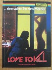 Maniac 2 - Love To Kill 84 BluRay / DVD Mediabook (WIE NEU)