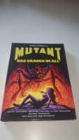 Anolis Mediabook - Mutant Das Grauen im All Cover B