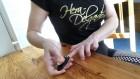 Abgeschnittene Fingernägel