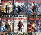 MOVIESTAR - Kompletter Jahrgang 2015