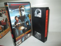 VHS - Hunting Ground - George Grau - Focus Film