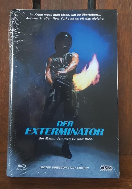 Der Exterminator (Große Hartbox) NSM nr 97 von 111