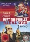 Meet the Feebles + Bad Taste - Doppel DVD (X)