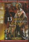 Die 13 Söhne des Gelben Drachen - DVD