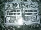 2 x GRINDHOUSE COLLECTION DVD UNCUT NEU