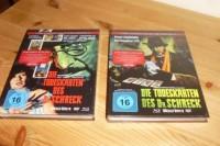 TODESKARTEN DES DR. SCHRECK - Mediabook -Cover A oder B