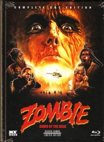 Zombie Dawn Of The Dead - Mediabook Complete Cut - Uncut Ovp