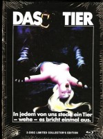 Das Tier Mediabook B Limited Edition The Howling Uncut Ovp