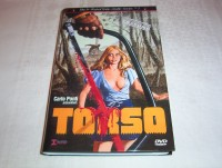 Torso  -Gr. Hartbox von X-Rated Cover A 1. Auflage