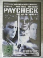 Paycheck PARAMOUNT NEU OVP