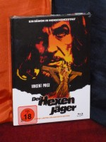 Der Hexenjäger (1968) '84  3Disc LE444 BD/DVD NEU/OVP!