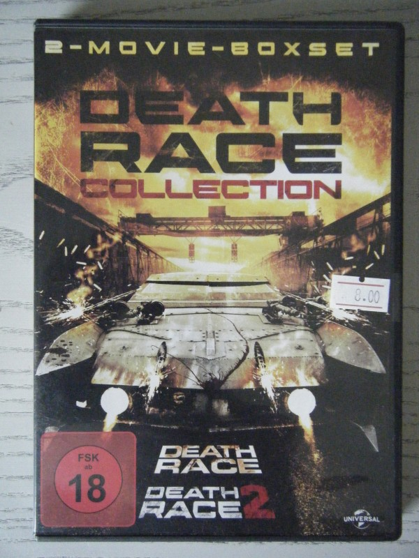 Death Race COLLECTION CH IMPORT