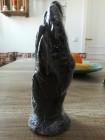 Analplug / Fisting-Hand  Dildo 21 cm schwarz