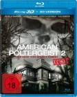 American Poltergeist 2 - Blu-Ray 3D + 2D UNCUT Neu