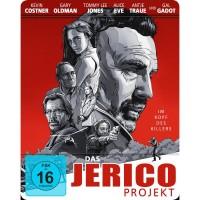 Das Jerico Projekt - Im Kopf des Killers Steelbook Blu-Ray N