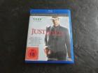 Justified - Season 1 , wie neu, 1 x gelaufen