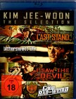 KIM JEE-WOON Selection 4x Blu-ray LAST STAND I Saw The Devil