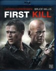 FIRST KILL Blu-ray - Bruce Willis Hayden Christensen Action