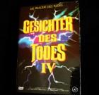 GESICHTER DES TODES 4 Cover A kl.Hartbox-Retrofilm