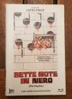Die Sieben Schwarzen Noten (84 große Hartbox) Lucio Fulci