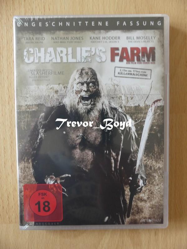 Charlies Farm (Uncut) NEU+OVP