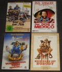 4 Top Bud Spencer und Terence Hill DVD Filme zb Nobody