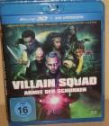 Villain Squad - Armee der Schurken - 3D Blu-ray