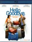 HELLO GOODBYE Blu-ray - Fanny Ardant Gerard Depardieu