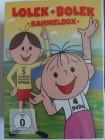 Lolek und Bolek 4 DVD Sammlung - Sammelbox im Wilden Westen