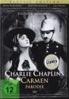 Charlie Chaplins Carmen Parodie DVD Neuwertig