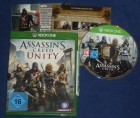 Assassins Creed Unity X Box One Top Game