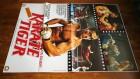 Jean Claude Van Damme - Karate Tiger - Poster - TOP