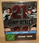 21 Jump Street / 22 Jump Street Blu-ray Steelbook C Tatum