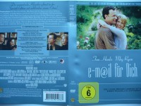 e - m@il für Dich ... Tom Hanks, Meg Ryan  ...  DVD !!!