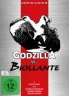 T-Shirt Black- Godzilla+ DVD (x)