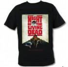 T-Shirt Black Night of the living Dead + DVD   (x)