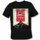 T-Shirt Black Night of the living Dead + DVD  (x)