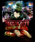 T-Shirt Black Taeter City + BluRay GR.M (x)