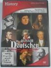 Die Grossen Deutschen - Luther, Goethe, Schiller, Gutenberg
