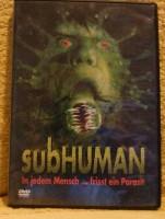 SubHuman DVD Uncut Kult! (P)