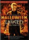 Halloween (2-Disc Unrated Directors Cut) RC 1, englische OF