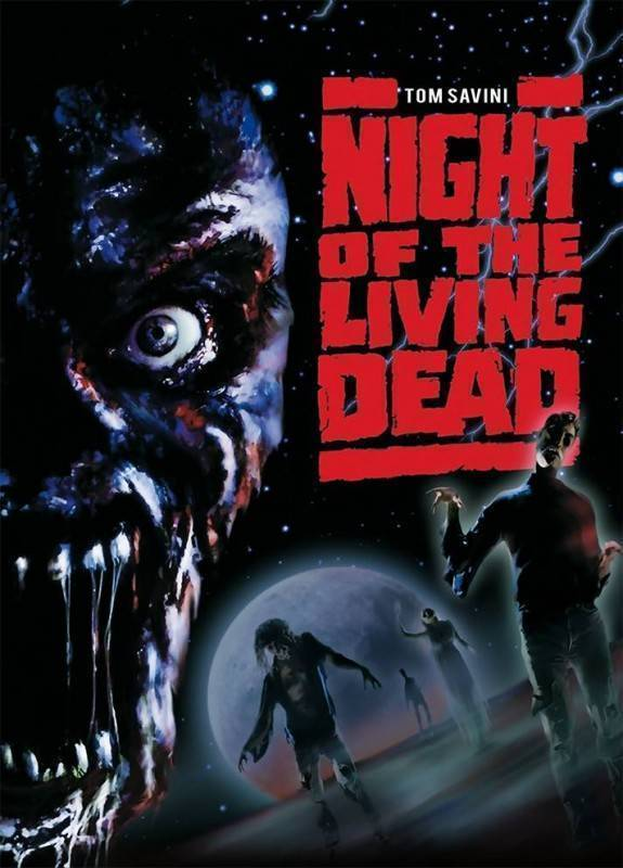 Mediabook : Night of the Living Dead - New Art #500 (X)