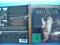 Der Medicus ... Tom Payne, Ben Kingsley  ...  Blu - ray !!!