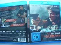 The Gunman ... Sean Penn ...  Blu - ray  !!!