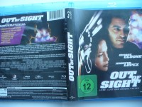 Out of Sight ... George Clooney ...  Blu - ray  !!!