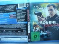 Die Bourne Identität ...  Matt Damon ...  Blu - ray  !!!
