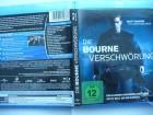 Die Bourne Verschwörung ...  Matt Damon ...  Blu - ray  !!!